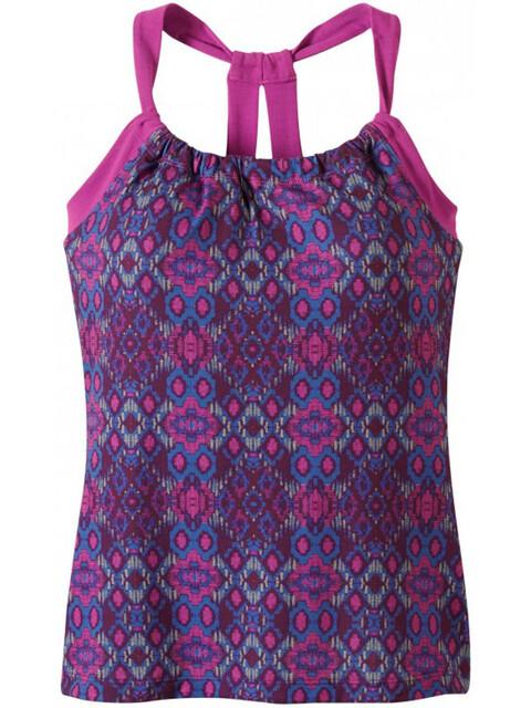 Prana Quinn Mouwloos Shirt Dames roze